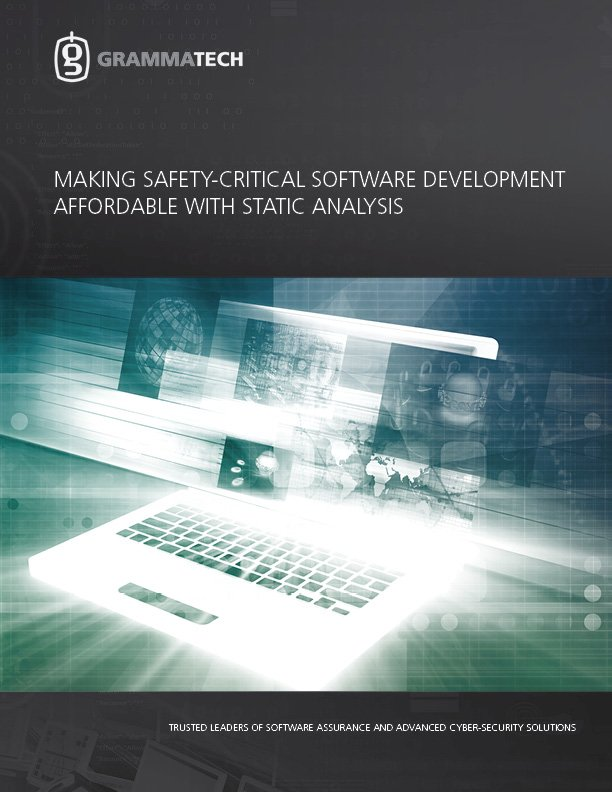 Making Safety-Critical Software Development Affordable with Static Analysis