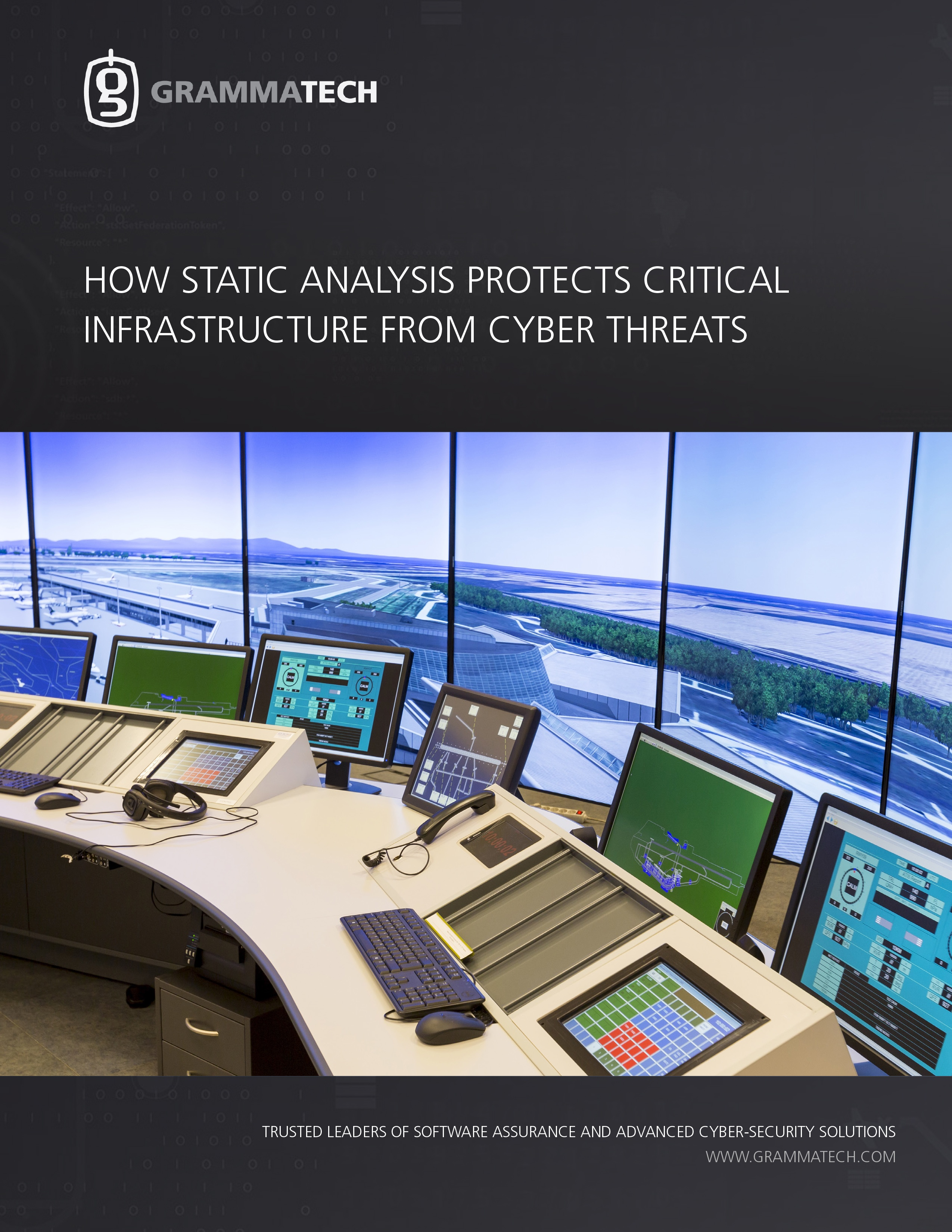 How Static Analysis Protect Critical Infrastructure from Cyber Threats