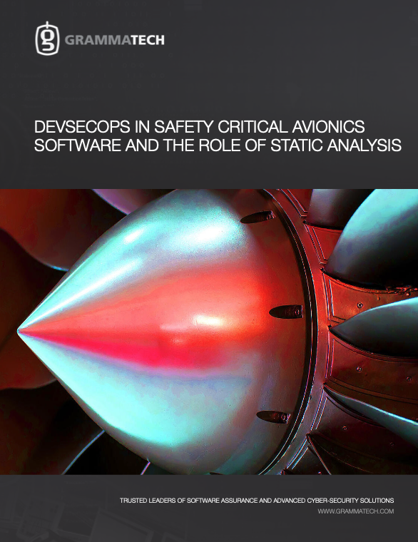 DevSecOps in Safety Critical Avionics Software